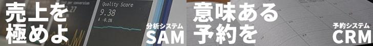 分析システム SAM